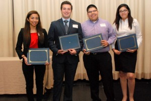 DePaul's future finest: MAHA awardees