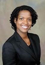 Board member LaToya Lacey
