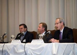 CEOs Adams, Allen, Chipman
