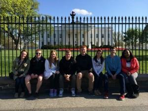 DePaul's DECA go to Washington