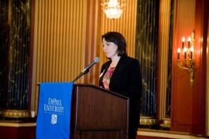 L&Q president Jenny Ciszewski