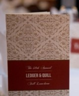 LedgerQuill Fall Luncheon2012