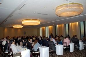 Members and guests at the L&Q Seminar.