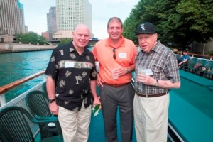 Big Shoulders: Bruce Huey, Bill Razzino, Prof. Ed Cohen